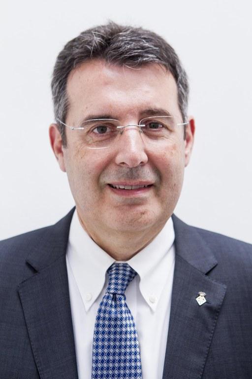 Miquel Noguer, alcalde de Banyoles