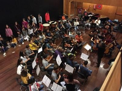 60 alumnes de Banyoles participaran al Festival de Neerpelt, que reuneix prop de 4.000 joves músics de tot el món a Bèlgica