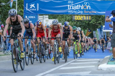 Banyoles acollirà la Copa d'Europa Júnior de Triatló i el Campionat d'Espanya