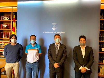 Banyoles acollirà la Copa d'Europa Júnior i el Campionat d'Espanya de Triatló