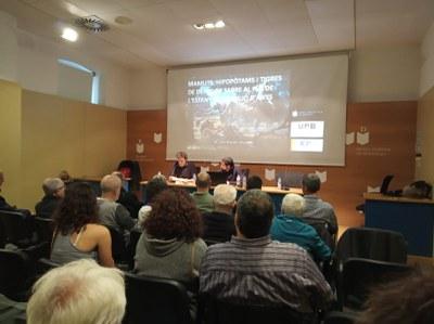 Banyoles acull la 7a edició del Cicle de Conferències d'Actualitat Arqueològica