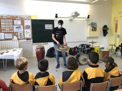 Banyoles adapta les activitats de la Guia de Recursos Educatius a les escoles