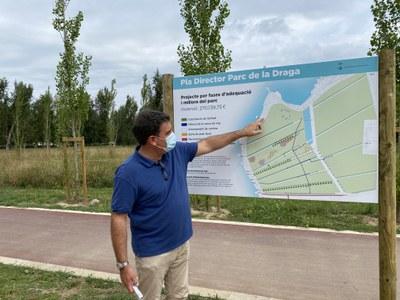 Banyoles aprova el nou Pla Director del Parc de la Draga