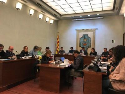 Banyoles aprova el pressupost per 2020