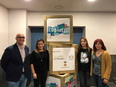Banyoles celebra el desè aniversari de l''Eduquem en família'