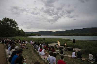 Banyoles clou La Fresca, la programació de represa cultural que han gaudit unes 3.000 persones
