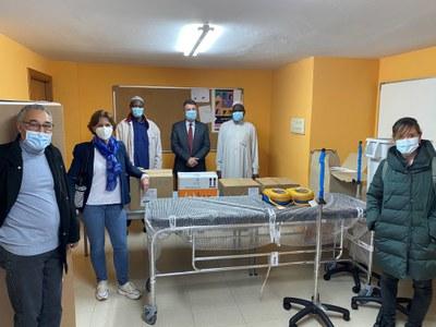 Banyoles consolida el projecte de cooperació amb la ciutat gambiana de Garawol