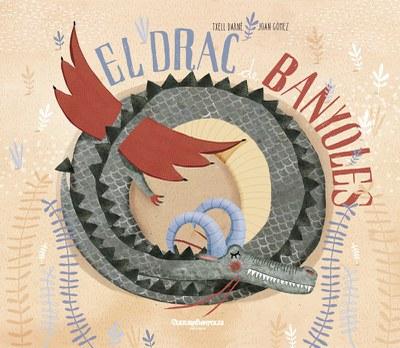 Banyoles edita un àlbum il·lustrat amb la llegenda del Drac