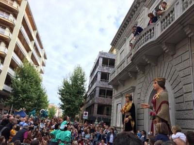 Banyoles engega el compte enrere per la Festa Major de Sant Martirià
