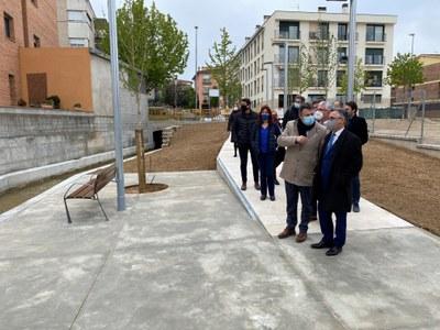 Banyoles impulsa el rec Major com a nou eix turístic entre l'Estany i el Barri Vell