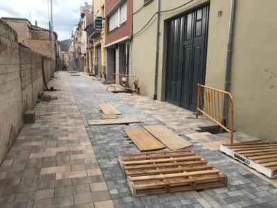 Banyoles inverteix més de 200.000 euros en obres aquest estiu