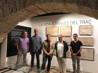 Banyoles recorda el pintor Joan de Palau en el centenari del seu naixement