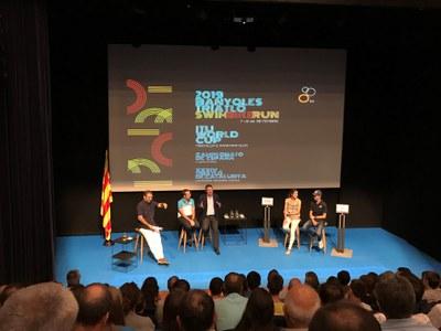Banyoles reuneix l'elit del triatló a la Copa del món d'aquest cap de setmana