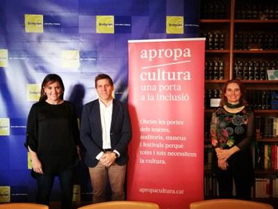 Banyoles s'adhereix al programa Apropa Cultura