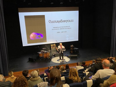 Clara Segura i Bruno Oro, Chano Domínguez amb Mariola Membrives i Les Impuxibles, a la nova programació de Cultura Banyoles