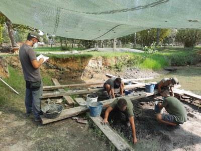 El jaciment de La Draga participarà en un projecte internacional de recerca