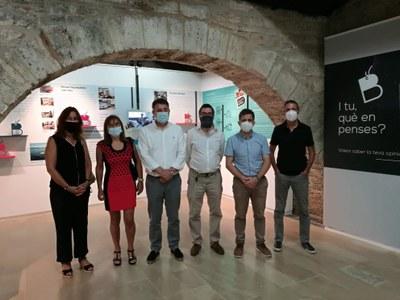 El Museu Arqueològic de Banyoles exposa 'Denominació d'origen: Banyoles'