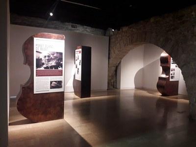 El Museu Arqueològic de Banyoles s'acosta al món dels músics sense solfa amb 'Peret Blanc de Beget'