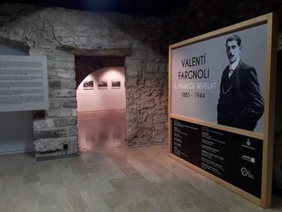 El Museu Arqueològic porta a Banyoles una exposició sobre el fotògraf Valentí Fargnoli