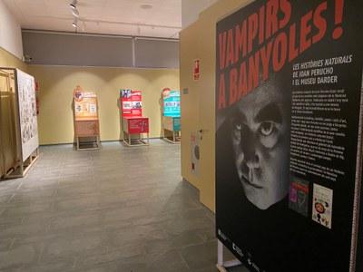 El Museu Darder exposa 'Vampirs a Banyoles!'
