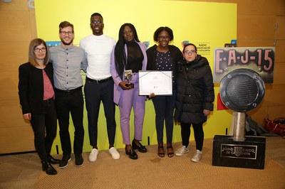 El programa MAS enllà de Ràdio Banyoles guanya el guardó a la Inclusió als Premis Ràdio Associació
