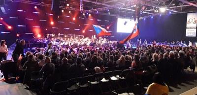 Èxit de participació de les formacions grans de l'EMMB al Festival de Neerpelt