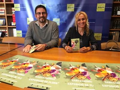 Jordi Cruz i Elena Gadel, a la 6a edició del Gartstròmia de Banyoles