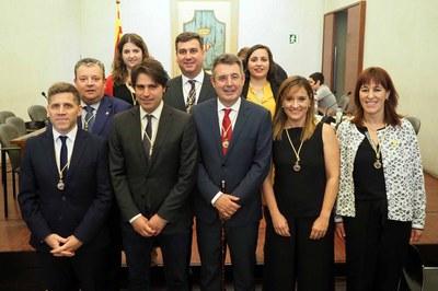 L'Ajuntament de Banyoles aprova el cartipàs municipal per aquest mandat