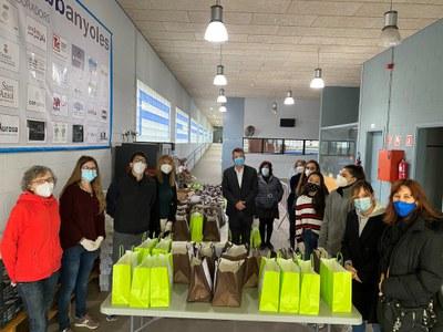 L'Ajuntament de Banyoles impulsa un dinar solidari per aquestes festes