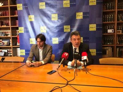 L'Ajuntament de Banyoles tanca el 2018 amb un superàvit de 2,8 milions d'euros