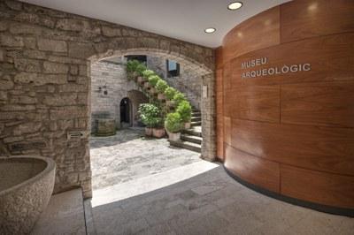 L'Ajuntament de Banyoles treu a concurs el projecte de reforma i ampliació del Museu Arqueològic