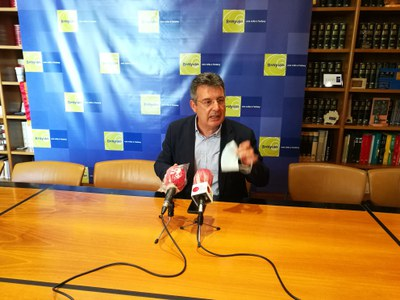 L'alcalde de Banyoles fa una crida als joves davant l'inici de les festes d'agost