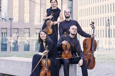 L'Auditori de l'Ateneu tancarà temporada el dissabte amb un concert de Cosmos Quartet i Fernando Arias