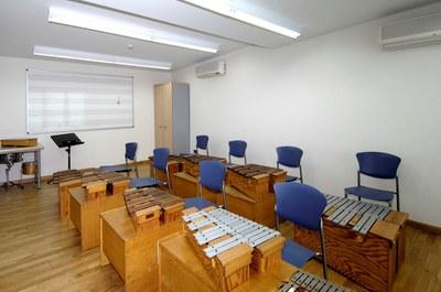 L'Escola Municipal de Música de Banyoles celebra una jornada de portes obertes per donar a conèixer el projecte educatiu