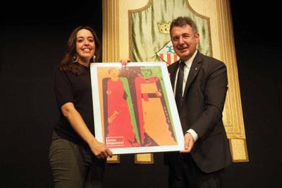 La dramaturga Clàudia Cedó reivindica una Banyoles diversa i tolerant per obrir la Festa Major de Sant Martirià