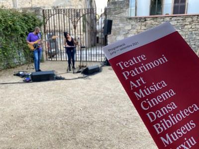 Les activitats dels museus i la biblioteca centren la programació de Cultura Banyoles per aquest estiu