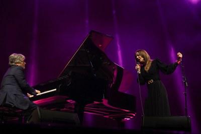 Mariola Membrives oferirà el segon concert de la residència artística acompanyada del referent universal del jazz Chano Domínguez