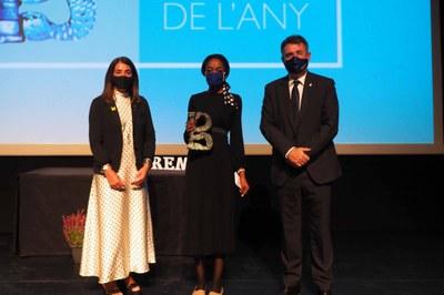 Nahi Drammeh, Premi Banyolí de l'Any