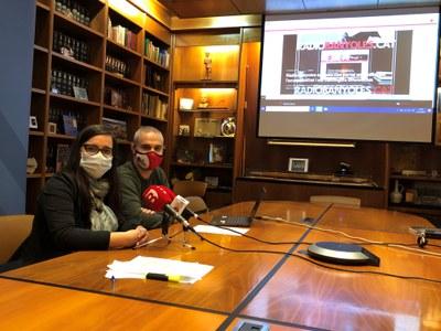 Ràdio Banyoles estrena nova pàgina web