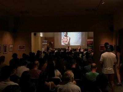 Ricky Rubio, nou ambaixador del Centre d'Estudis Olímpics de la Universitat de Girona