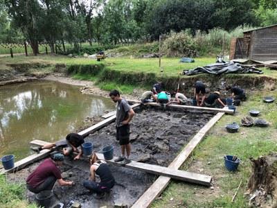 S'inicia una nova campanya d'excavacions arqueològiques al jaciment neolític de la Draga